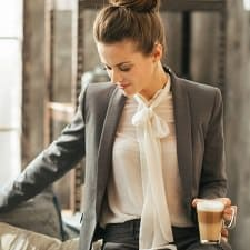 stylish tops for under suits