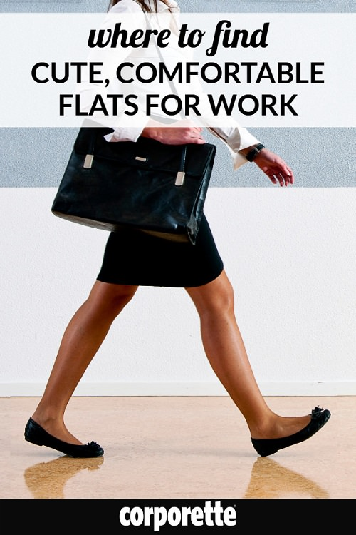 If you're hunting for cute flats for the office, look no further -- we've done a roundup of all the major styles for 2018, including stylish loafers, sleek oxfords, classic ballet flats and pointed-toe flats, and my favorite, the strappy, closed-toe flat (with some GREAT options this year). Comfortable flats for work are a must - here are our favorites for all your work outfits!