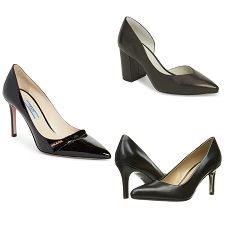 comfortable work heels