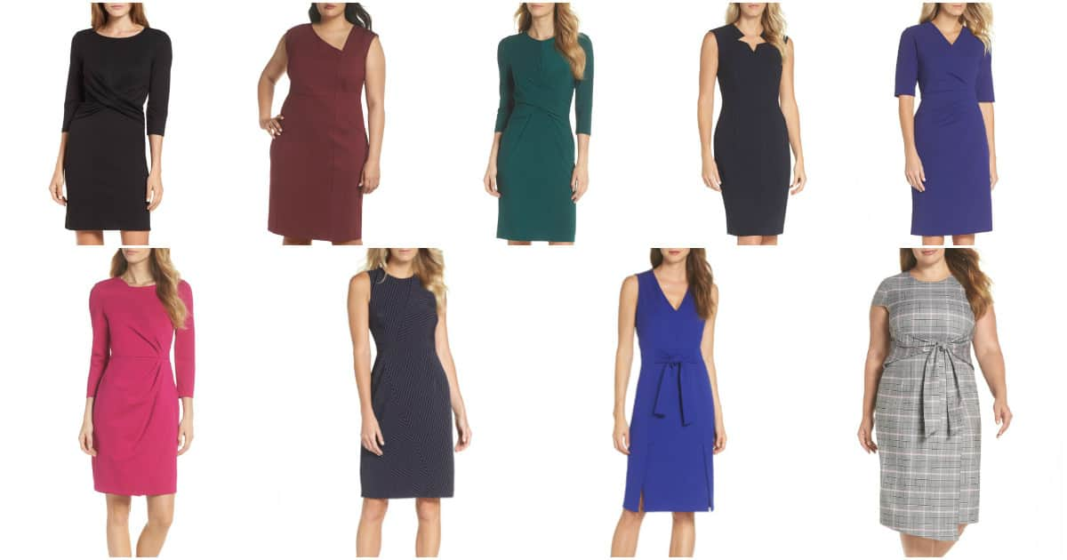 Nordstrom Anniversary Picks under $  200 - Dresses for Work under $  100