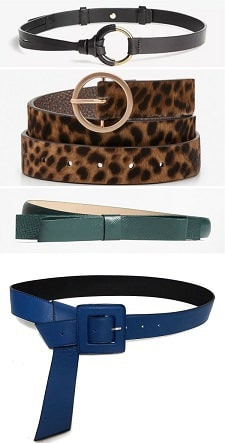 Stylish Women's Belts for Work