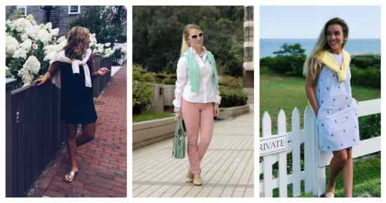 how to style a cardigan as a layering piece
