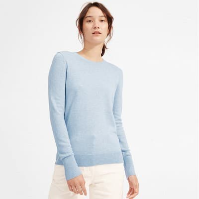 great cashmere sweaters for work - Everlane