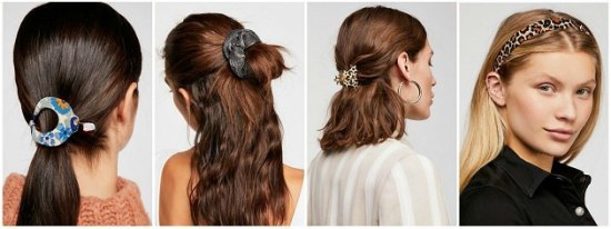hair accessories for grown women