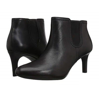 Stylish High-Heeled Boots with Comfort