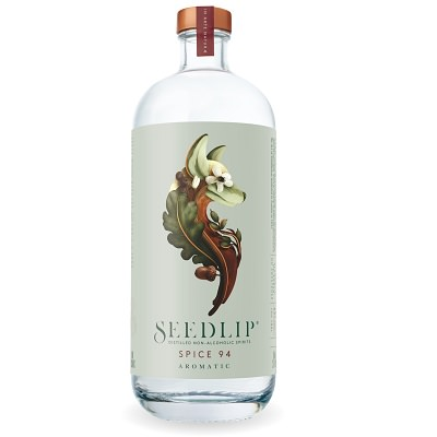 what to drink instead during dry january - Seedlip