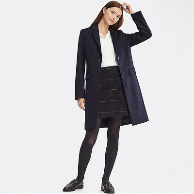 the best winter coats to wear on your commute - affordable