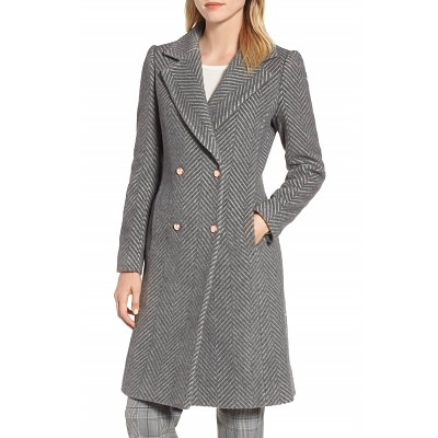 the best winter coats to wear on your commute - ted baker