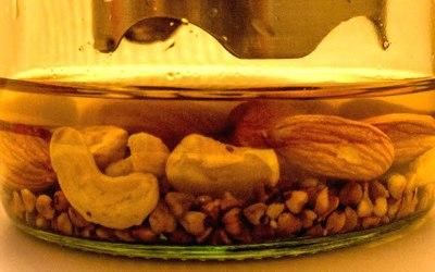 Délicieux lait végétal amandes cajou sarrasin invention du Vlait