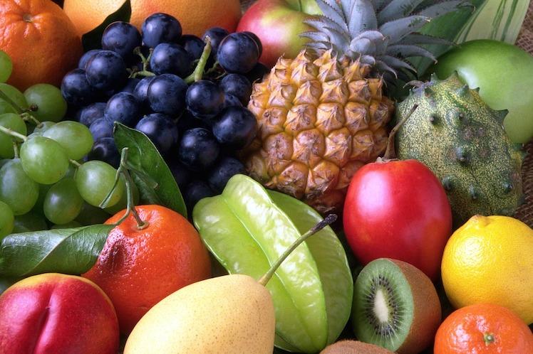 fruits source de glucides et sucres naturels