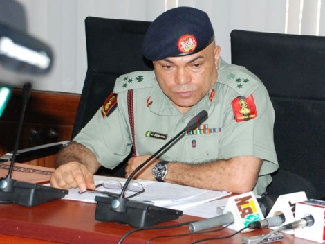 Director General of the NYSC