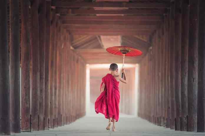 la méditation en mouvement