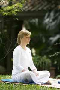 la méditation seul