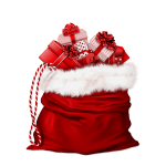 Hotte du Père Noël