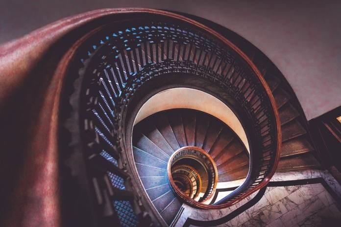 Escalier en colimaçons