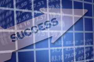 """Flèche avec """"success"""""""