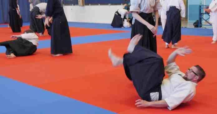 Sortir de sa zone de confort - Stage Daito Ryu
