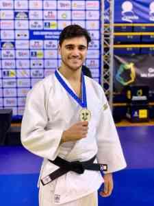 Alexandre Canteli Mestas Champion d'Europe