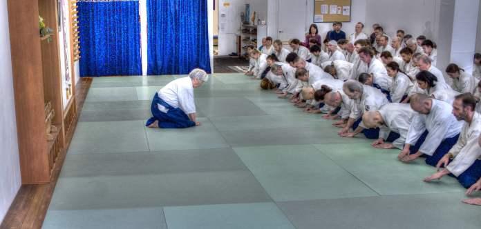 aikido role sensei yamada