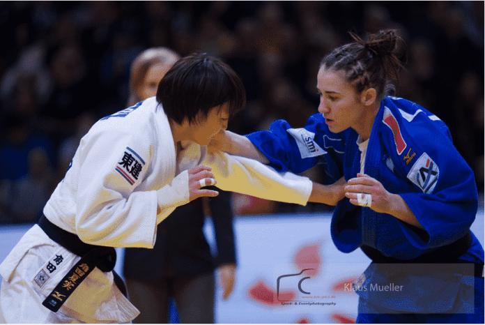preparation specifique au judo