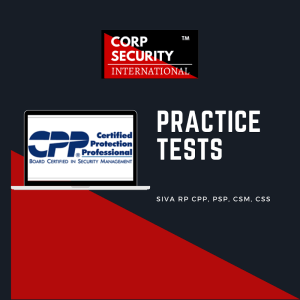 ASIS CPP Practice Tests - Mock Tests - Quizzes