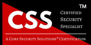 ASIS CPP training