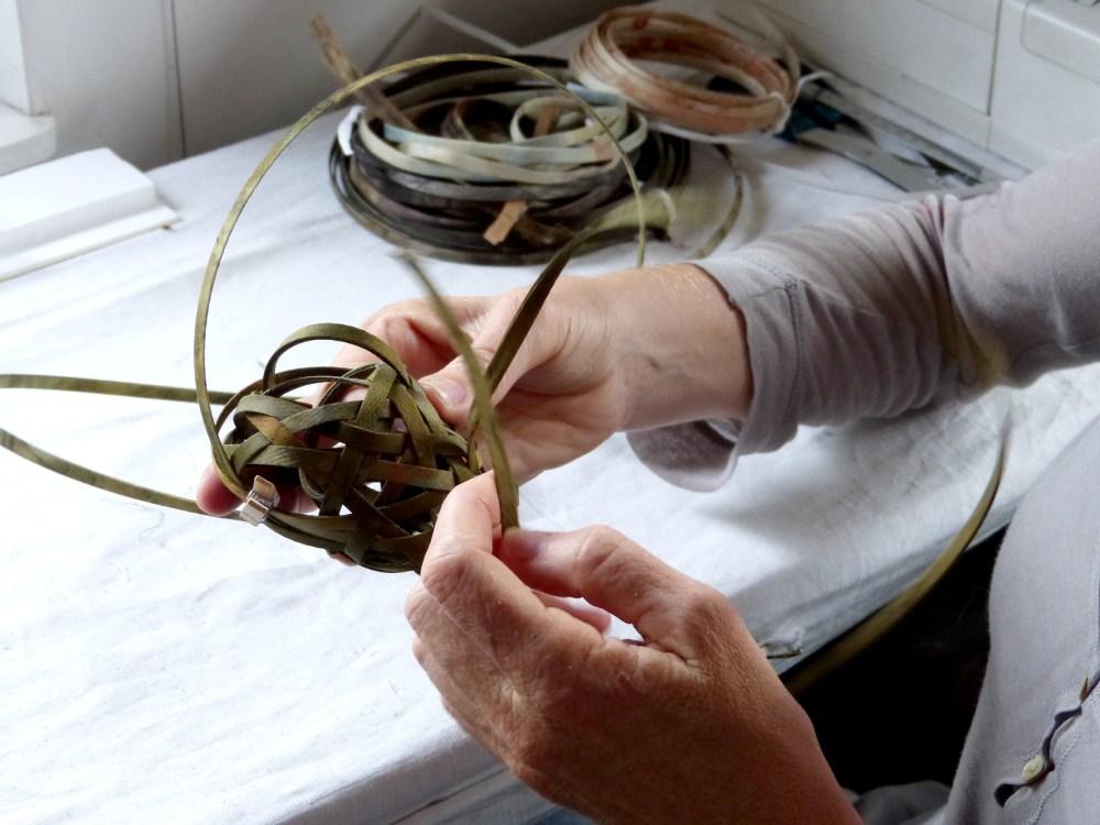 """""""Knots"""" Isabelle Molénat,"""