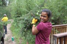 trail work aspen
