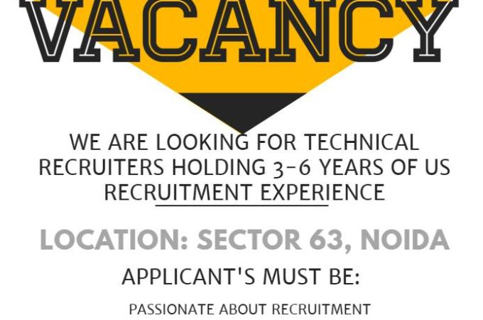 Iconma Hiring for US IT recruiters