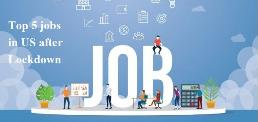 top 5 jobs in us after lockdown