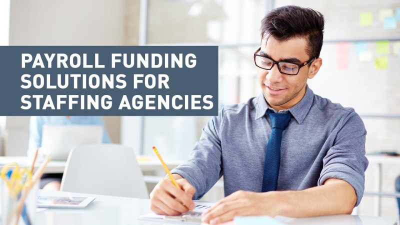Invoice Factoring for Staffing Agencies – Payroll Funding Solution