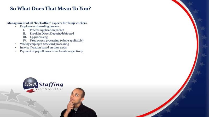 USA Staffing Services