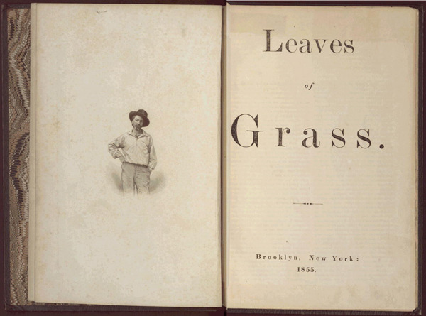 Leaves of Grass, 1855