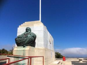 Signal Hill Monument