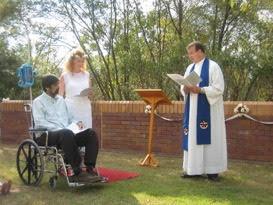 Barbara and Michael, wedding