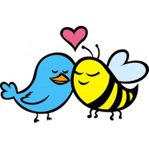 bird and bee