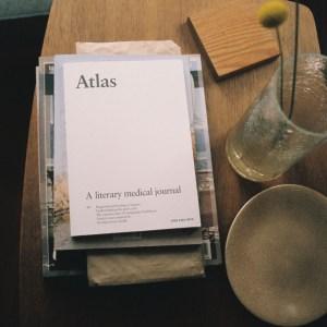 Atlas literary journal