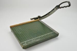 vintage guillotine