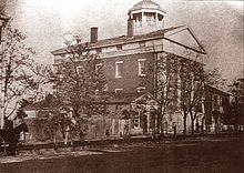 Geneva medical college, New York, founded 1834