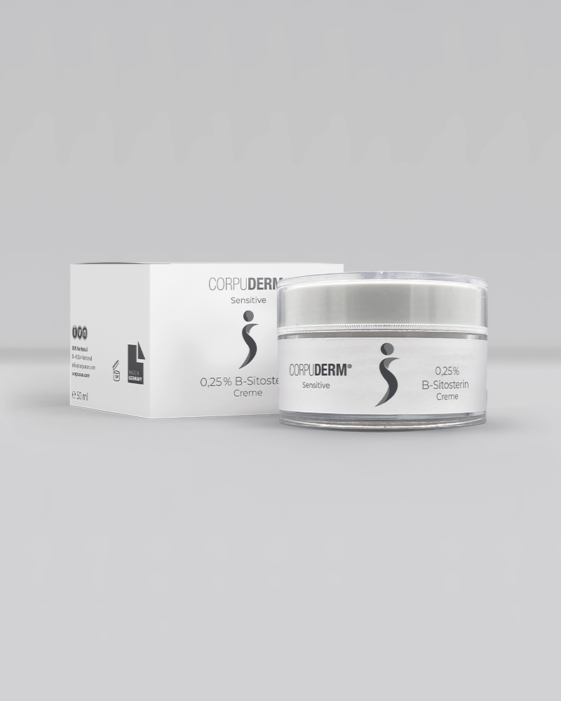 CORPUDERM® 0,25 % B-Sitosterin Creme