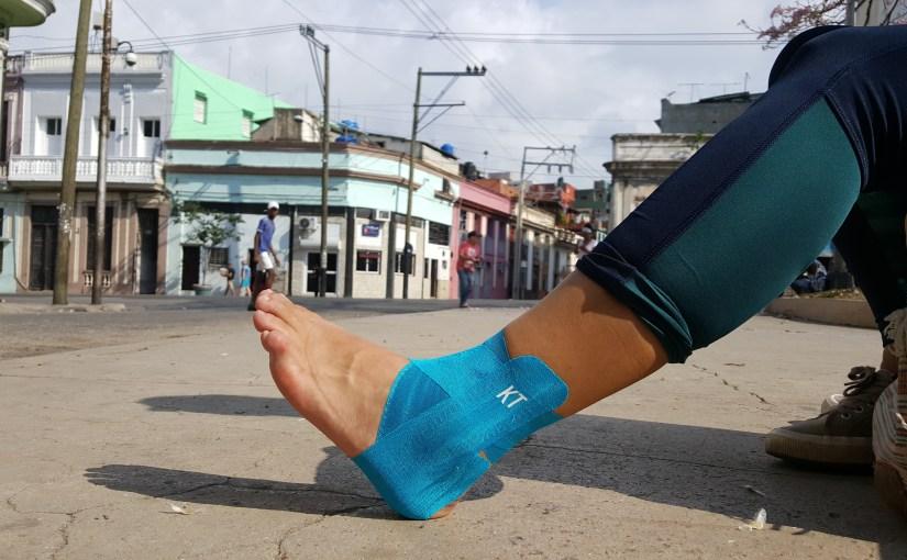 Cosas que debes saber sobre el esguince de tobillo