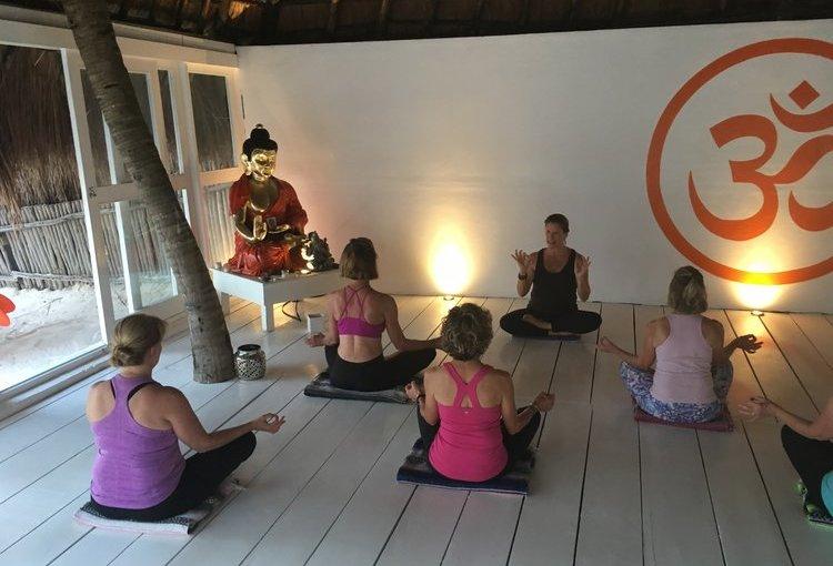 Yoga y masaje en La Habana