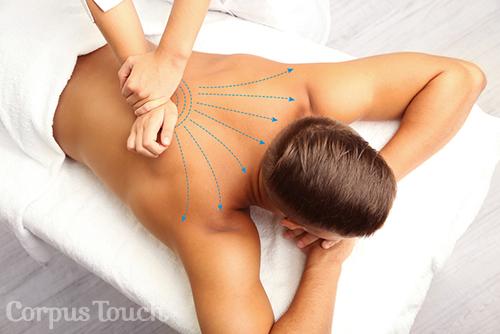 Diepe bindweefsel massage