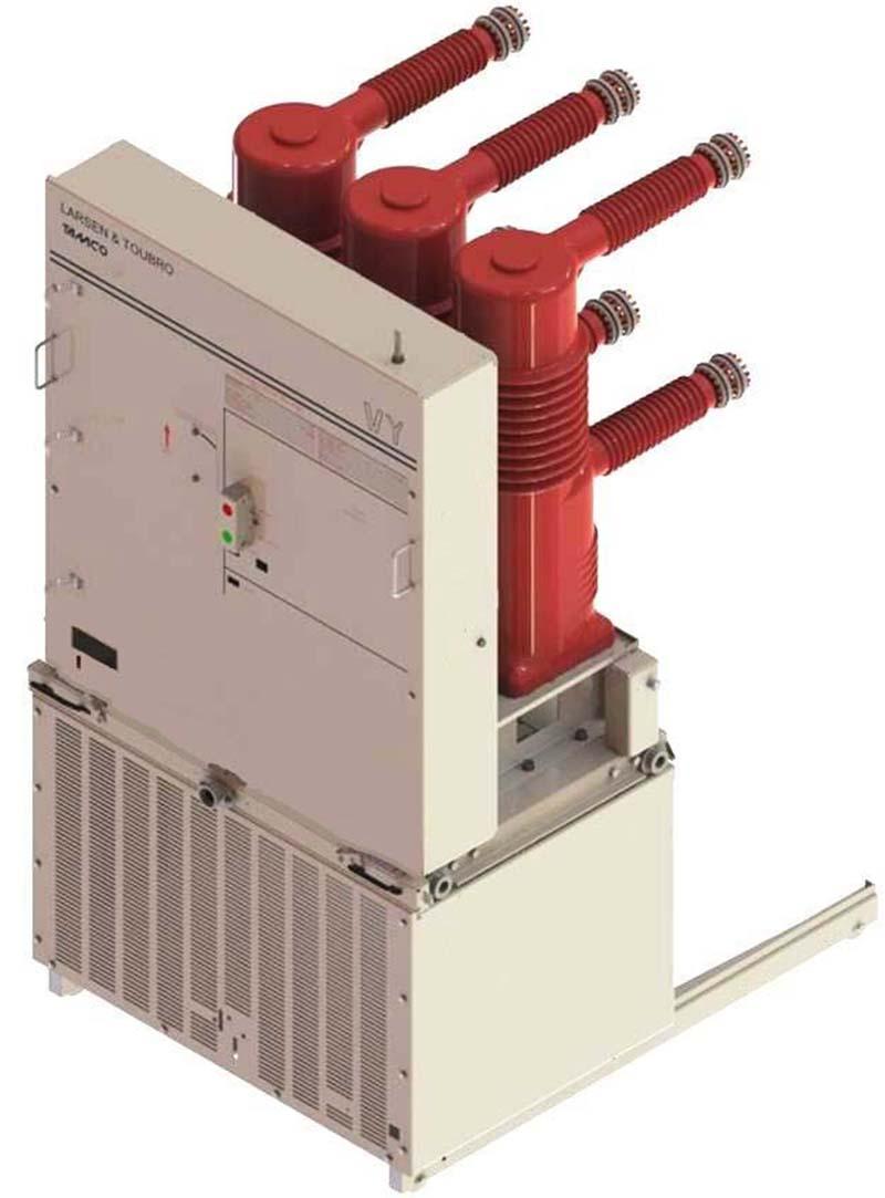 hight resolution of vacuum circuit breaker