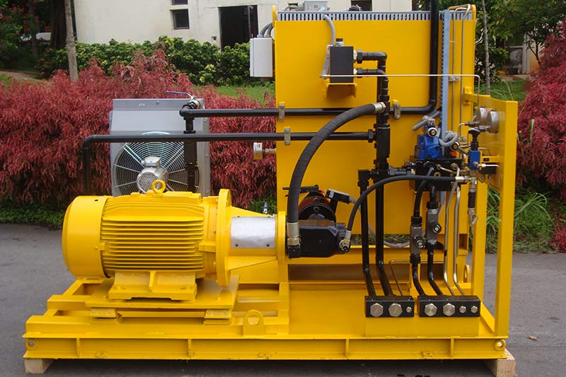 customised hydraulic systems l