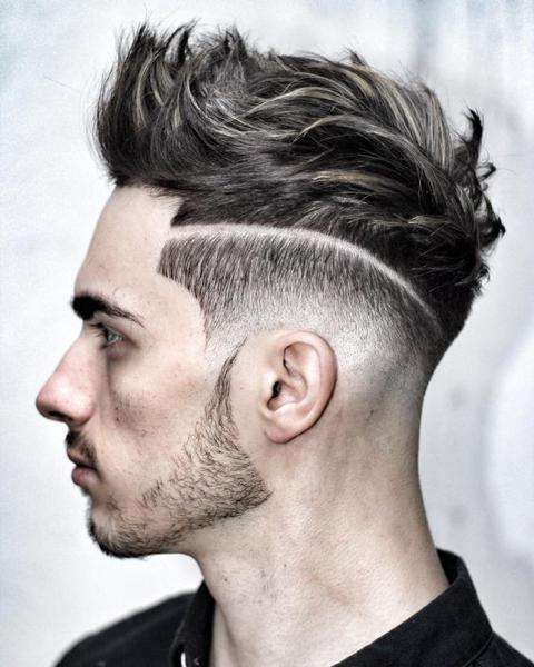 Tagli di capelli trendy uomo