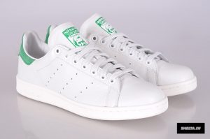 ADIDAS STAN SMITH SNEAKERS - MENS SHOES