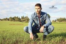CROSS JEANS, DENIM, GIACCA, CORRADO FIRERA