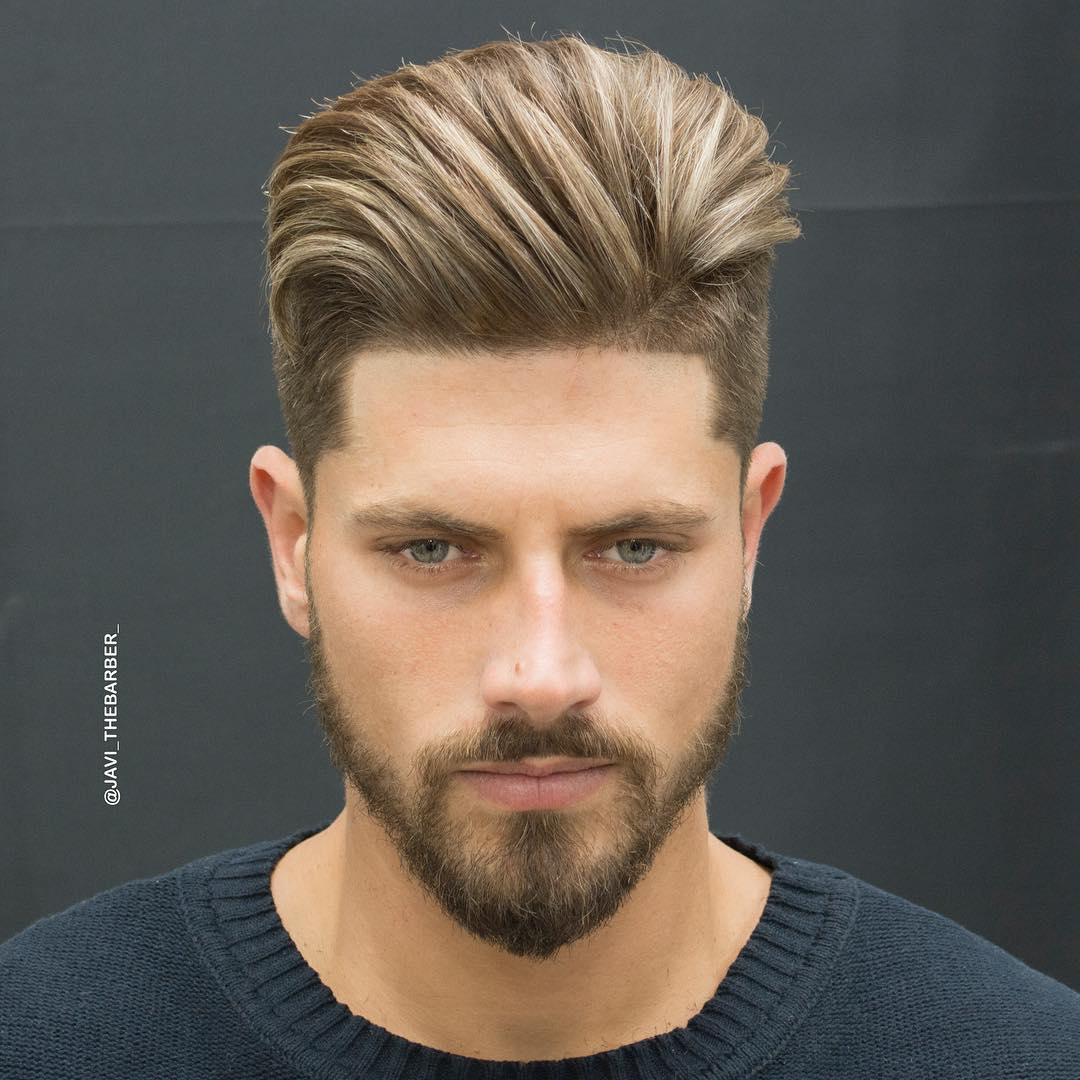 Tagli di capelli uomo alla moda