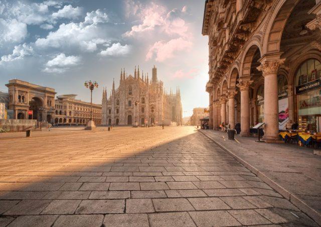 le più belle citta italiane da visitare, italia, sfondo hd, milano, duomo, vacanze in Italia